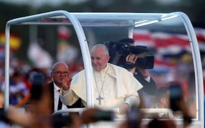 "Papa Francesco: ""Maria è l'influencer di Dio"". Prossima Gmg a Lisbona"