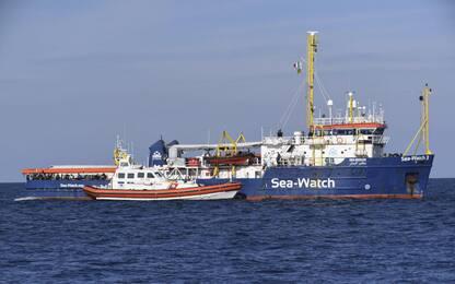 Sea watch, Corte di Strasburgo: no sbarco migranti ma assicurare cure