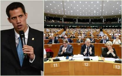 Venezuela, veto dell'Italia al riconoscimento Ue di Guaidò