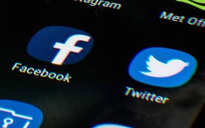 Facebook e Twitter cancellano migliaia di falsi account anti-Occidente