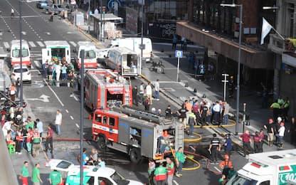 Incendio in un hotel di Buenos Aires, 2 donne morte e 100 feriti
