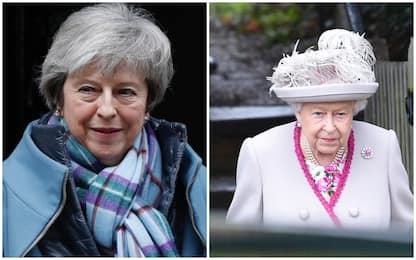 Brexit, in caso di 'no deal' pronto piano d'evacuazione per la regina