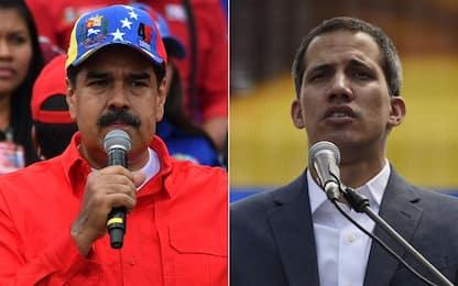 Venezuela, i big della Ue riconoscono Guaidò. L'Italia non si schiera