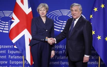 """Brexit, Tajani: """"Senza accordo vicini a catastrofe economica e umana"""""""