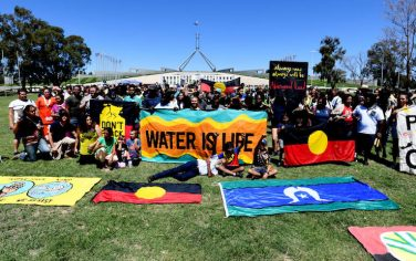 1Australia_protesta_aborigeni_cambiamento_climatico_GettyImages