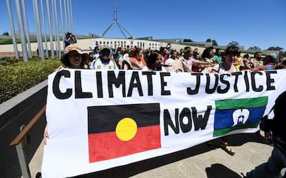 Friday for Future, studenti contro il cambiamento climatico