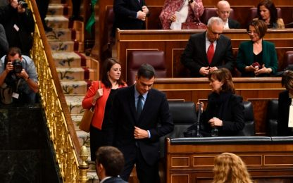 Elezioni anticipate in Spagna, al voto il 28 aprile