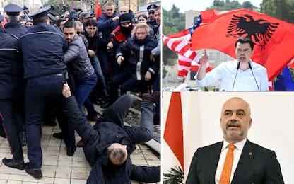 Albania, i deputati dell'opposizione si dimettono in blocco