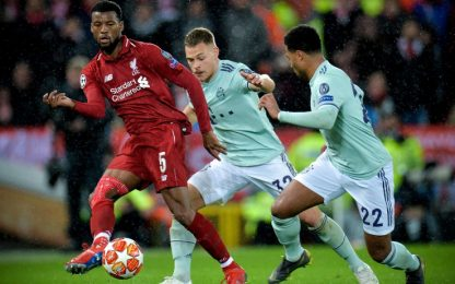 Champions League, Liverpool-Bayern Monaco 0-0: highlights