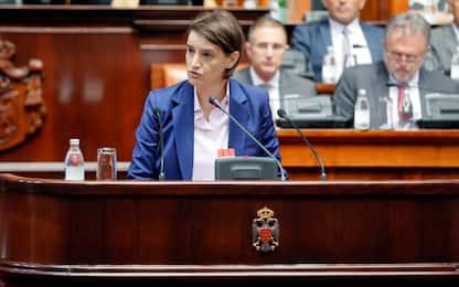 Serbia, la partner della premier Brnabic ha partorito un bimbo