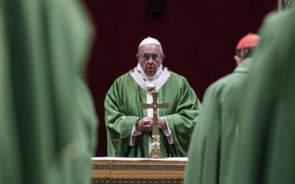 Papa Francesco scrive a Ratzinger per la morte del fratello