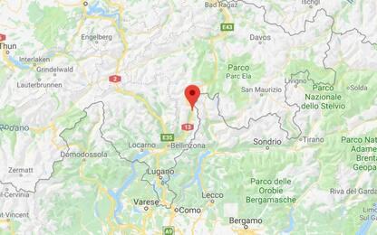 Svizzera, incidente in motoslitta: muore ragazzo, grave il padre