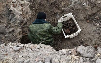 Bielorussia, trovata fossa comune a Brest con resti di oltre 700 ebrei