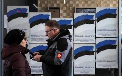 Elezioni in Estonia, vince l'opposizione riformista di centrodestra