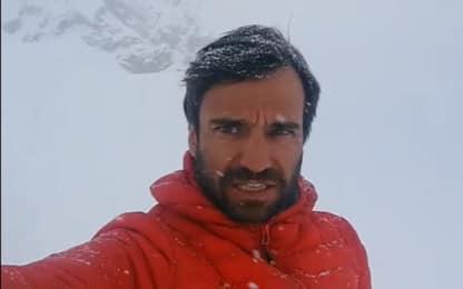 Daniele Nardi, l'ultimo video dal Nanga Parbat