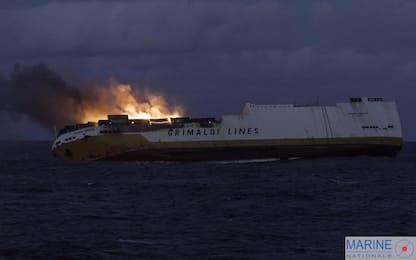 Francia, affonda mercantile italiano: trasportava sostanze pericolose