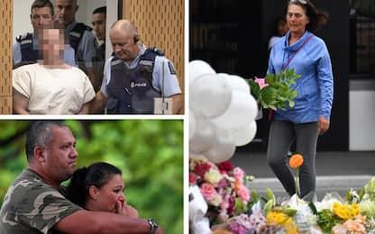 Attentato Nuova Zelanda, killer in tribunale fa saluto suprematisti