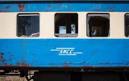 Congo, treno merci deraglia: almeno 24 morti tra cui molti bambini