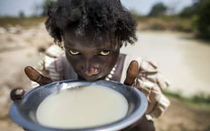 Unesco: acqua potabile negata a miliardi di persone. FOTO