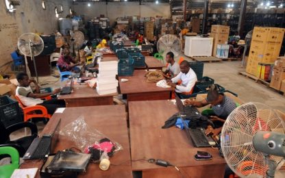 Jumia, l'e-commerce made in Africa