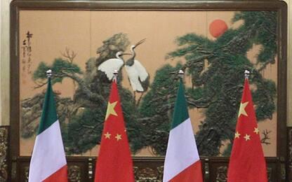 Accordo Italia-Cina: le parole chiave