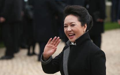 Chi è Peng Liyuan, moglie del presidente cinese Xi Jinping