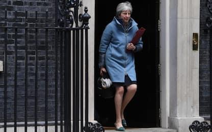 """Brexit, May: """"Non c'è consenso per terzo voto su accordo con Ue"""""""