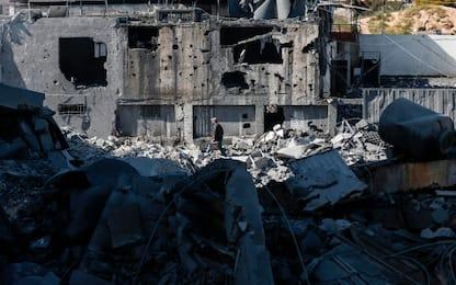 Tensione a Gaza, due razzi ad Ashqelon. E Israele colpisce base Hamas