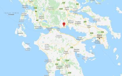 Grecia, terremoto di magnitudo 5.3 colpisce la regione centrale