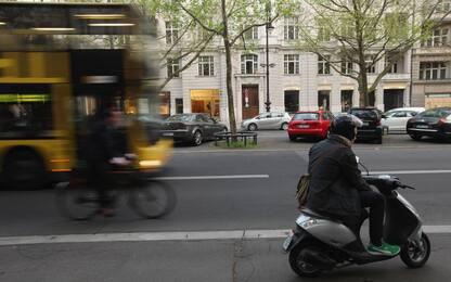 Codice della strada, testo base M5s-Lega: scooter 125 in autostrada