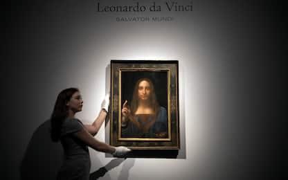 Louvre di Abu Dhabi ammette: Salvator Mundi di Leonardo è disperso