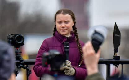 Fridays for Future, Greta Thunberg a Roma il 18 e il 19 aprile
