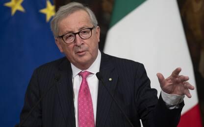 """Juncker attacca: """"Alcuni ministri italiani sono bugiardi"""""""