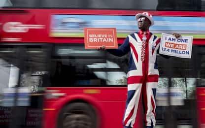 Londra, manifestazioni pro e contro la Brexit