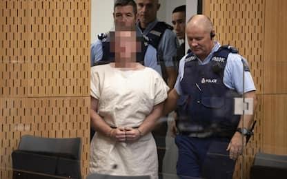 Strage di Christchurch, Brenton Tarrant si dichiara non colpevole