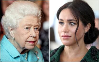 La Regina Elisabetta vieta a Meghan i gioielli di Lady Diana