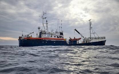 La nave Alan Kurdi sbarcherà domenica a Taranto