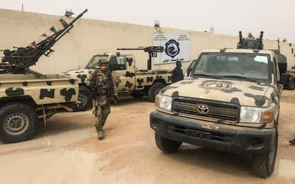 "Libia, Haftar: ""Pronti a entrare a Tripoli, stranieri tutelati"""