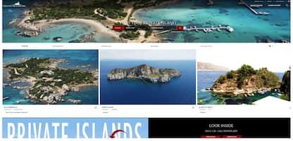 In vendita isole italiane, l'allarme dei Verdi
