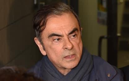 Ghosn fugge in Libano, ex ceo Nissan era in libertà vigilata a Tokyo