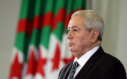 Algeria, Bensalah nominato presidente ad interim: proteste in piazza