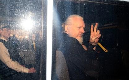 Julian Assange, Usa incriminano fondatore Wikileaks: 17 capi d'accusa