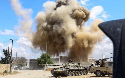 Libia, attacco di Haftar vicino a residenza ambasciatore italiano