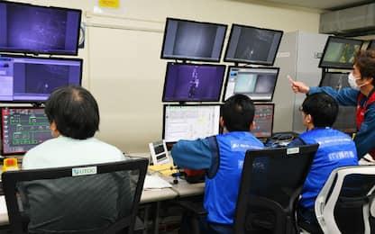 Fukushima, al via la rimozione del magma radioattivo dal reattore 3