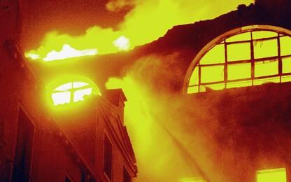 Petruzzelli, La Fenice, Sindone, Notre Dame: incendi e arte