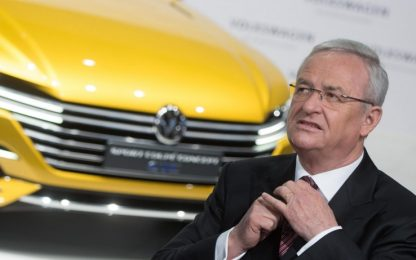 Dieselgate, l'ex Ceo di Volkswagen accusato di frode