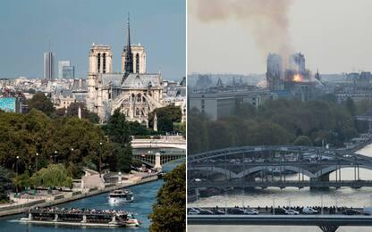 Incendio Notre-Dame, i lavori sulla guglia iniziati pochi giorni fa