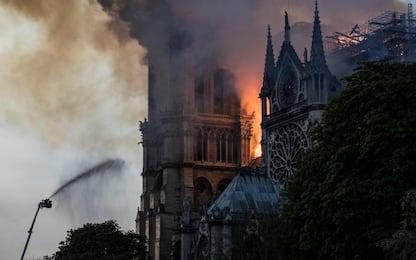 Incendio Notre Dame, perché è stato giusto non impiegare i Canadair