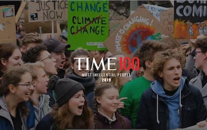 Le 100 persone più influenti secondo il Time