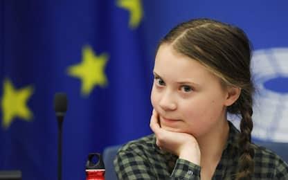 Clima, Greta Thunberg riceve il premio di Amnesty